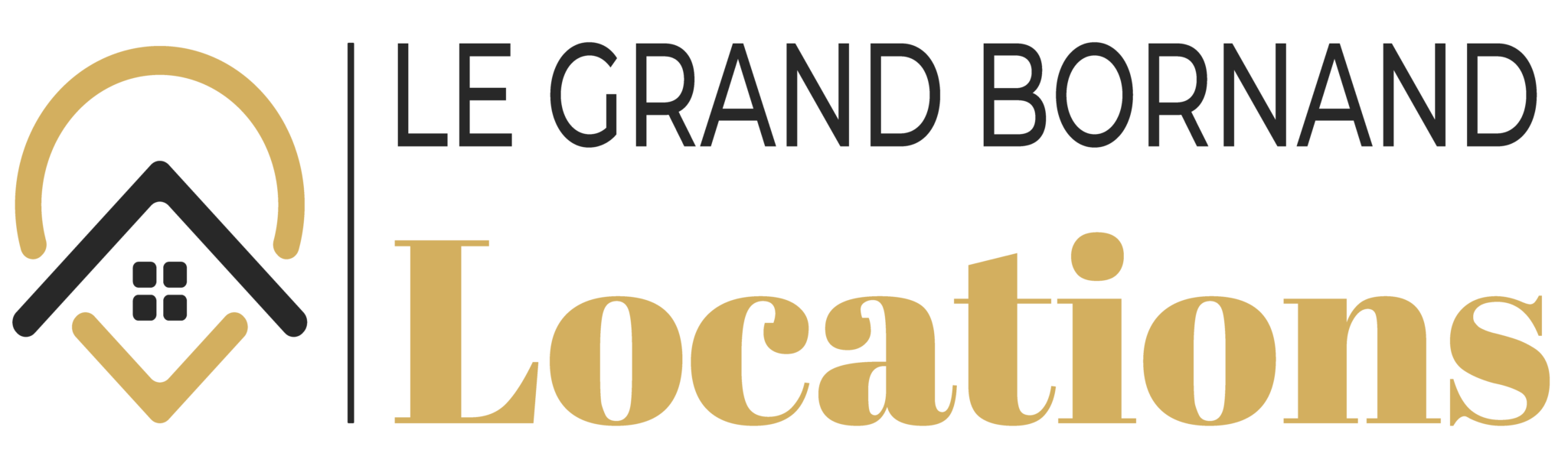 Le Grand Bornand Locations Logo